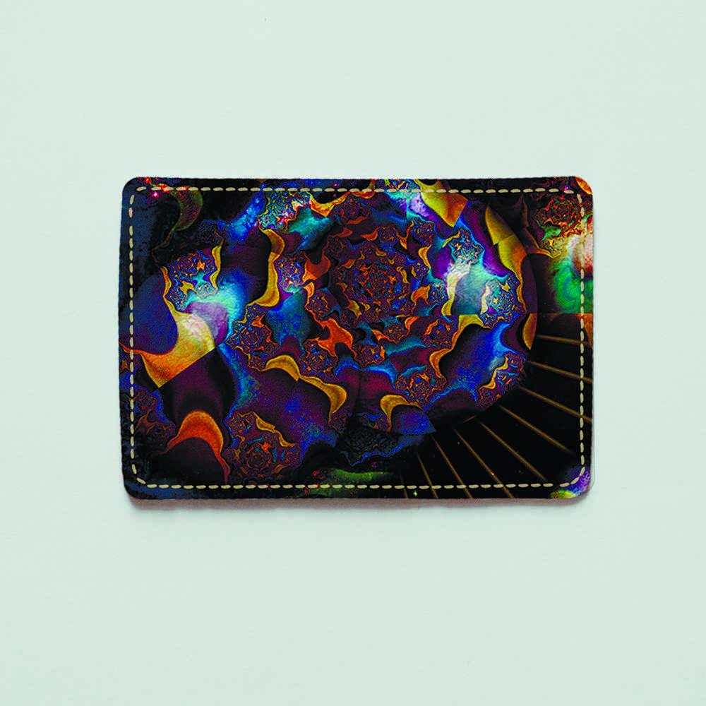 Картхолдер 1.0 Fisher Gifts 459 Рождение (эко-кожа)