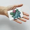 Картхолдер v.1.0. Fisher Gifts  471 Ivysaur (эко-кожа), фото 3