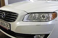 "Volvo S 80 - установка биксеноновых линз Infolight Ultimate 2,5"" в фары"