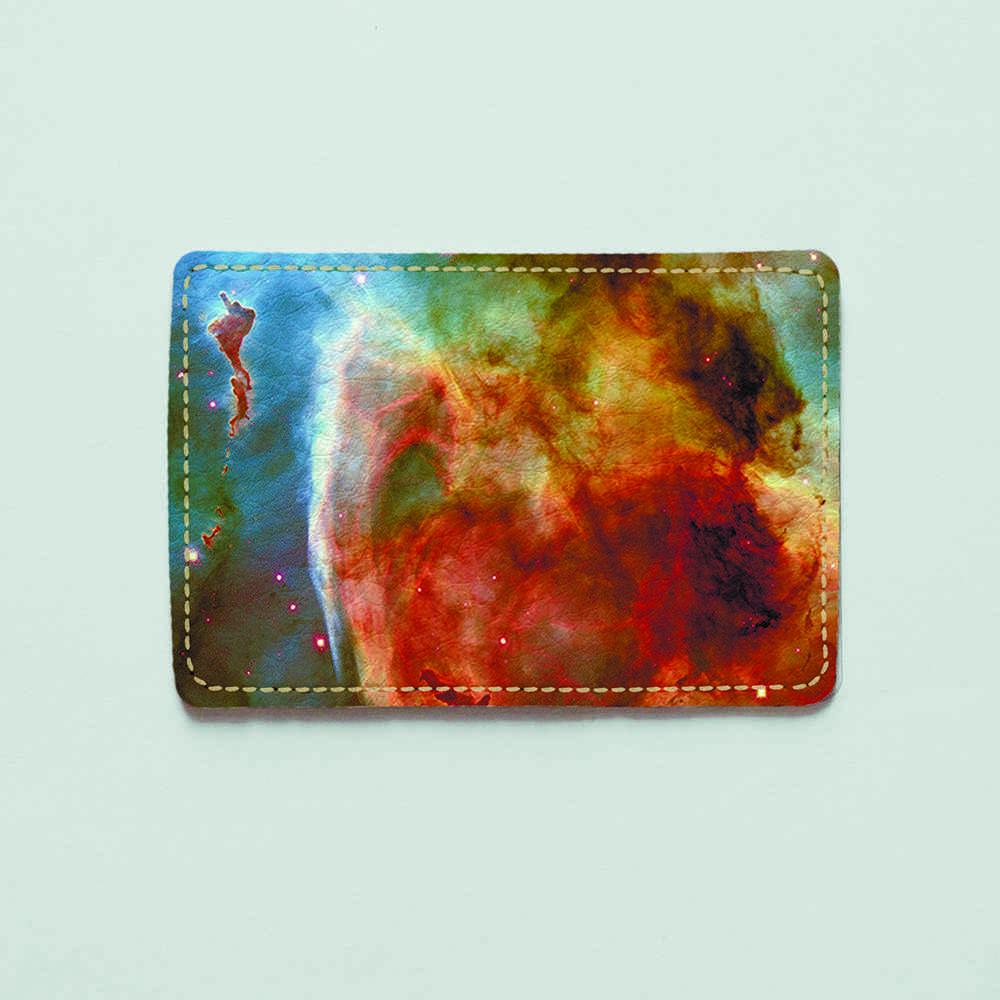 Картхолдер v.1.0. Fisher Gifts  518 Звездная энергия (эко-кожа)
