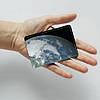 Картхолдер v.1.0. Fisher Gifts  522 Пейзаж Земли с космоса (эко-кожа), фото 3