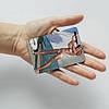Картхолдер v.1.0. Fisher Gifts  550 Пин-ап. На корабле (эко-кожа), фото 3