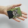 Картхолдер v.1.0. Fisher Gifts  604 Кот спортсмен (эко-кожа), фото 3