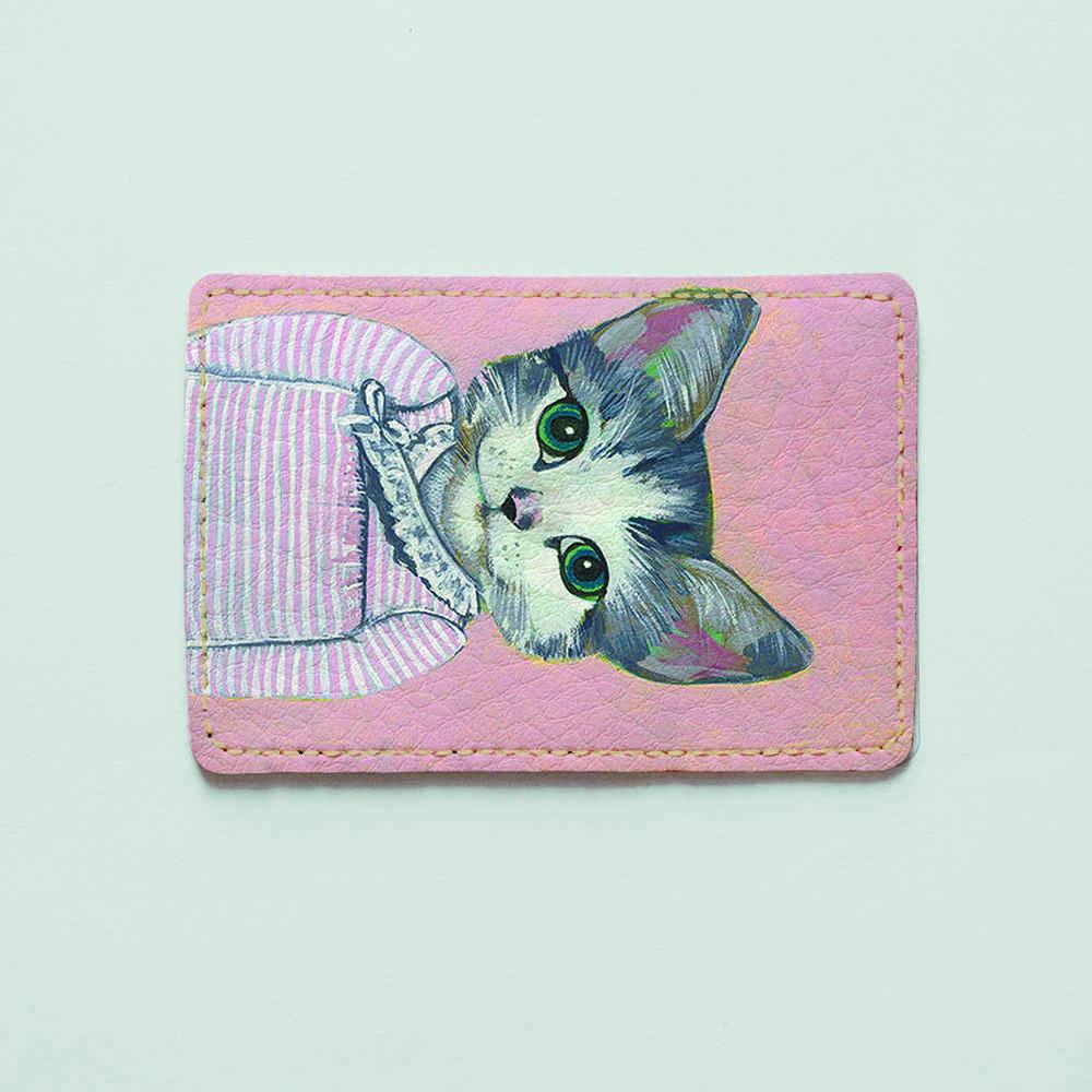 Картхолдер v.1.0. Fisher Gifts  607 Анна Борисовна (эко-кожа)