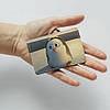Картхолдер v.1.0. Fisher Gifts  626 Пингвины в деле (эко-кожа), фото 3