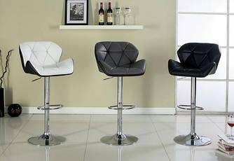 Высокие барные стулья с подножкой (Хокеры)
