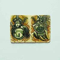 Картхолдер Fisher Gifts 662 Последняя из ацтеков (эко-кожа)