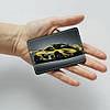 Картхолдер v.1.0. Fisher Gifts  671 Желтый McLaren (эко-кожа), фото 3