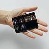 Картхолдер 1.0 Fisher Gifts 739 KISS (еко-шкіра), фото 3