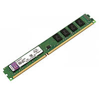 Оперативная память для компьютера 4Gb DDR3, 1600 MHz (PC3-12800), Kingston, 11-11-11-28, 1.5V (KVR16N11/4)