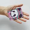 Картхолдер v.1.0. Fisher Gifts  776 Панда в шапке (эко-кожа), фото 3