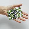 Картхолдер v.1.0. Fisher Gifts  792 Кружочки киви (эко-кожа), фото 3