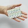 Картхолдер v.1.0. Fisher Gifts  823 Красивые бабочки фон (эко-кожа), фото 3