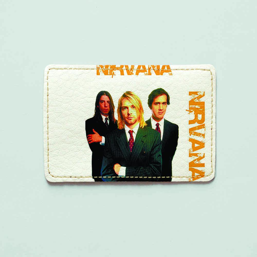 Картхолдер v.1.0. Fisher Gifts  833 Nirvana 2 (эко-кожа)