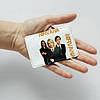 Картхолдер v.1.0. Fisher Gifts  833 Nirvana 2 (эко-кожа), фото 3