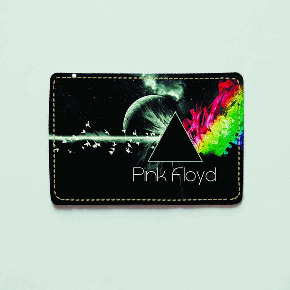 Картхолдер v.1.0. Fisher Gifts  840 Pink Floyd 2 (эко-кожа)