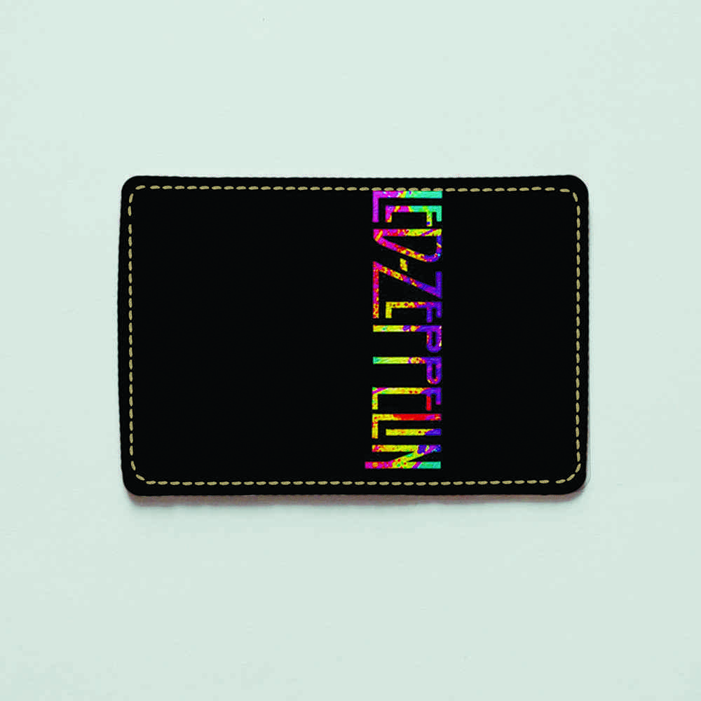 Картхолдер v.1.0. Fisher Gifts  852 Led Zeppelin 2 (эко-кожа)