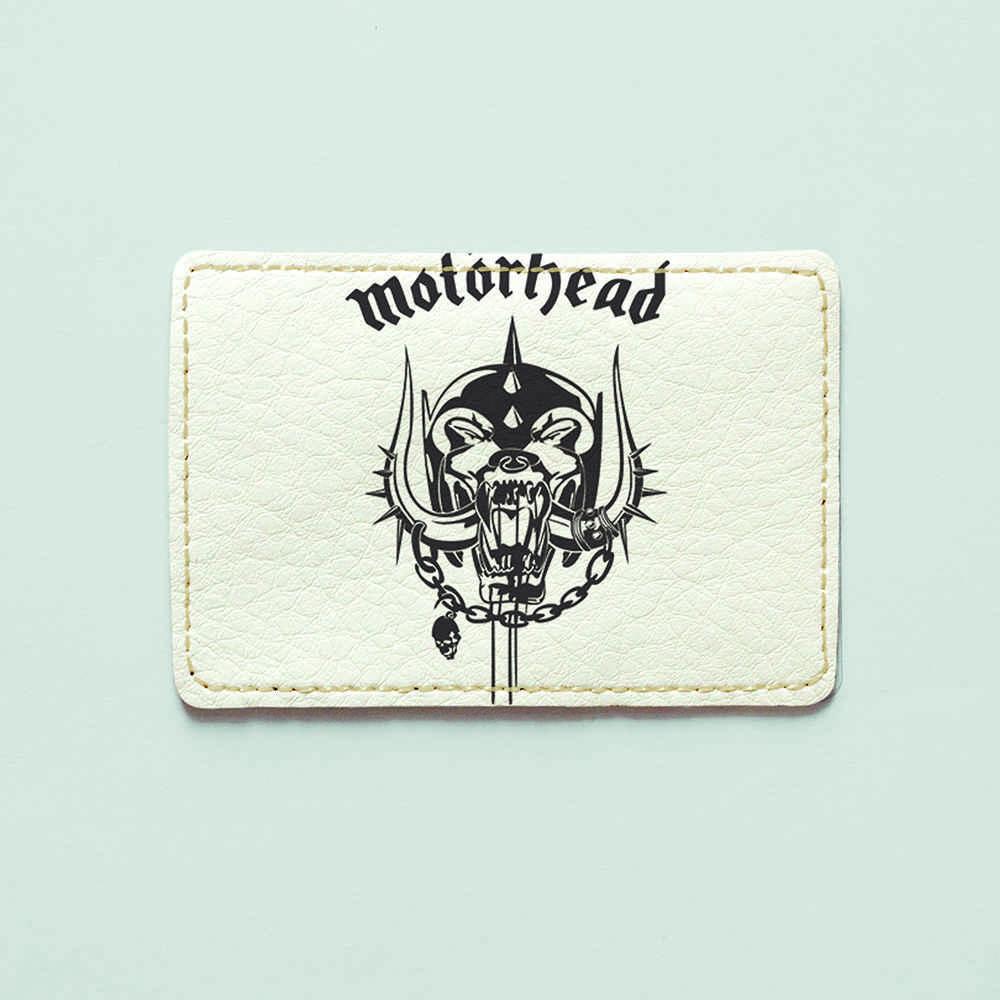 Картхолдер Fisher Gifts 851 Logo Motorhead (эко-кожа)