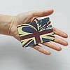 Картхолдер v.1.0. Fisher Gifts  896 Флаг Великобритании 2 (эко-кожа), фото 3