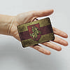 Картхолдер v.1.0. Fisher Gifts  905 Белорусский флаг old (эко-кожа), фото 3