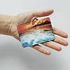 Картхолдер v.1.0. Fisher Gifts  908 Красное море (эко-кожа), фото 3