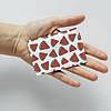 Картхолдер v.1.0. Fisher Gifts  956 Арбузики фон (эко-кожа), фото 3
