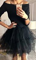 Пышное  Платье 43762936-1