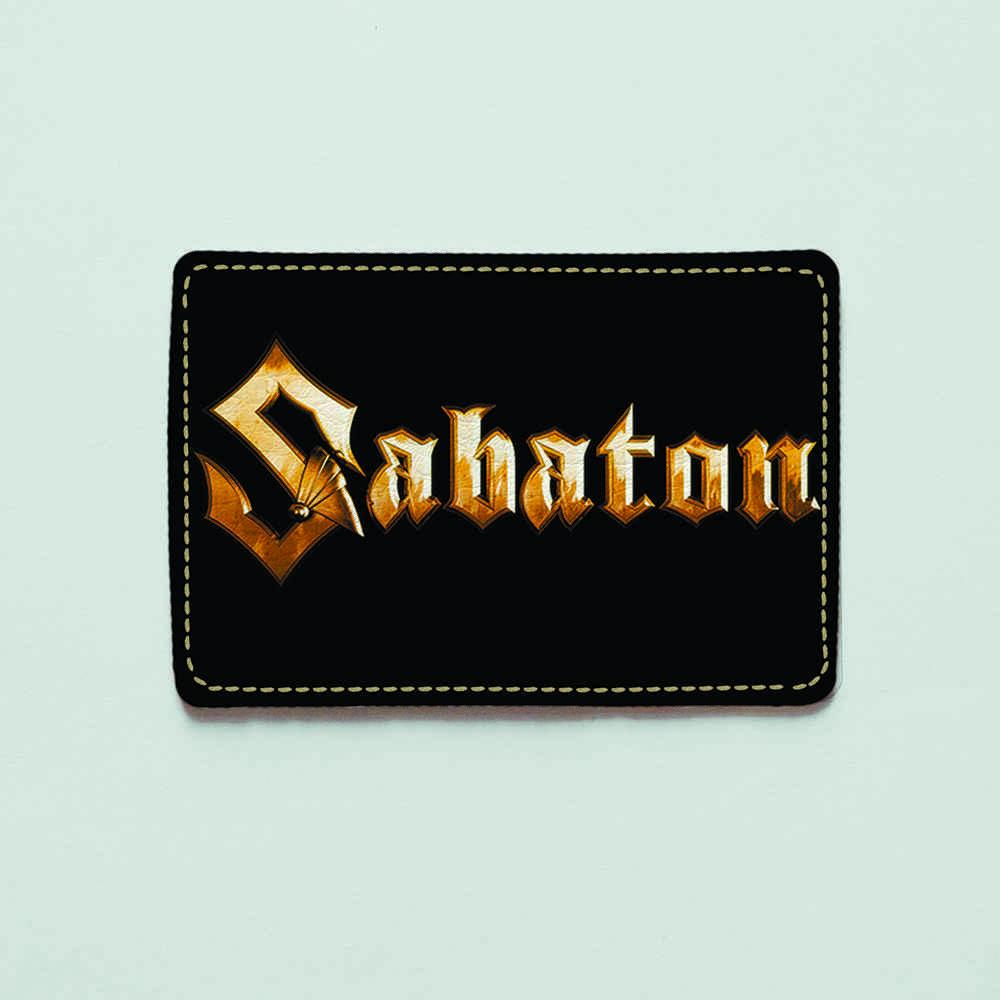 Картхолдер Fisher Gifts 989 Sabaton (эко-кожа)
