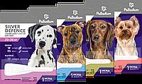 PALLADIUM SILVER DEFENCE ПАЛЛАДИУМ СИЛЬВЕР ДЕФЕНС капли на холку от блох, клещей и комаров для собак