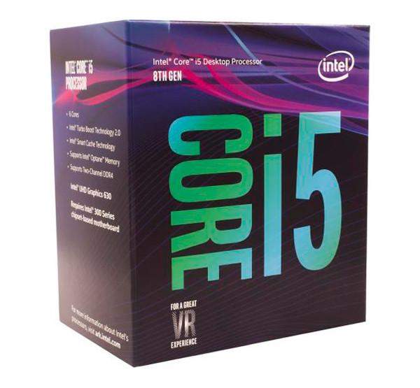 Процессор Intel Core i5 (LGA1151) i5-8600K, Box