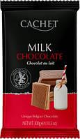 Молочный шоколад Сachet  , 300 гр