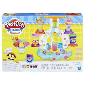 Набор Play-Doh Kitchen Creations Swirl´n Scoop Ice Cream