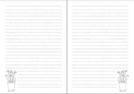 """Блокнот """"Profiplan"""" B6 №50506 линия 80 страниц, фото 2"""