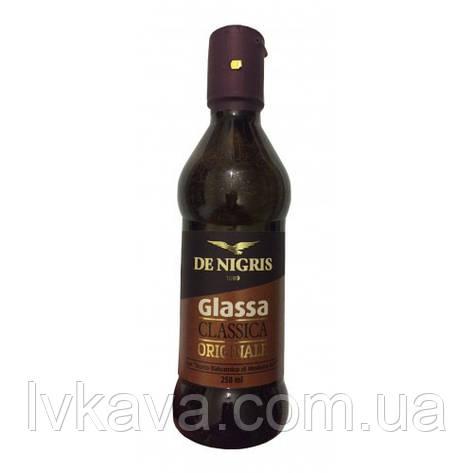 Соус-крем  бальзамический De Nigris  Glassa all  Aceto Balsamico di Modena IGP,  250 г, фото 2