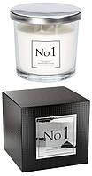 Свеча ароматизированная Bispol С двумя фитилями 10 см (snp100-001)