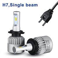 Светодиодные лампы Sigma S2 LED H1 8000Lm CSP 12-24V