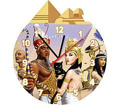 Настенные часы Египетские Пирамиды