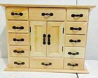 Комодик  для росписи и декупажа (29*22*9 см) деревянный