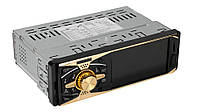 "Классная магнитола Pioneer 4011B Gold с Экраном 4"", Видео, Aux, Bluetooth, USB, AV-in!+ ПУЛЬТ НА РУЛЬ!, фото 1"