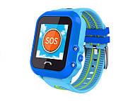 Водонепроницаемые детские GPS часы UWatch Baby DF27
