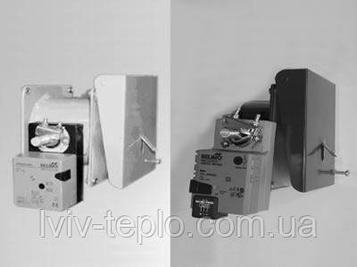 ATMOS Регулирующий клапан с сервоприводом - GSE