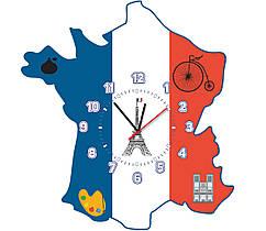 Настенные часы Франция