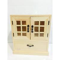 Комодик  для росписи и декупажа (19*9*21 см) деревянный