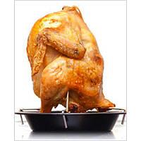 Держатель для курицы гриль в духовке 21*18см R17217