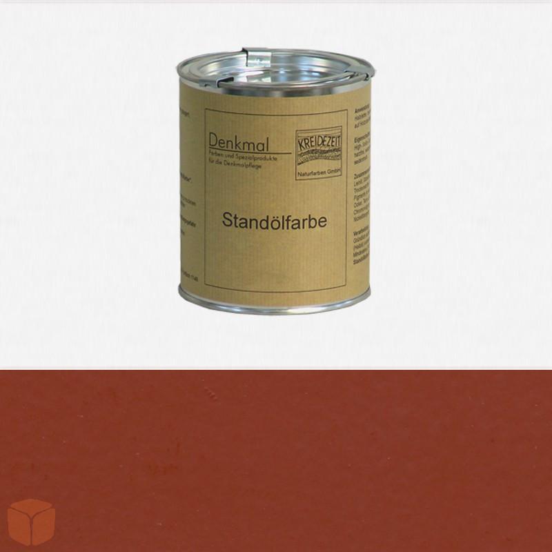 Натуральная Стандолевая масляная краска  Standölfarbe,  смешанный цвет № 64