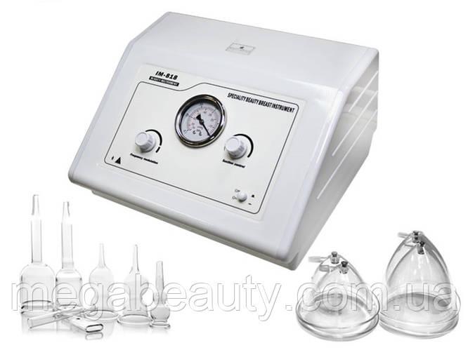 Аппарат для вакуумного массажа тела и лица модель 818 (стандартная комплектация)
