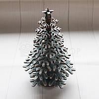Новогодняя елка-вертушка