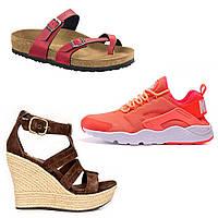 Обувь женская весна-лето Микс