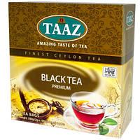 Черный цейлонский чай TAAZ 2г*100пак
