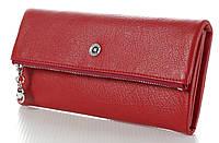 Женский кожаный кошелек клатч Boston натуральная кожа, фото 1